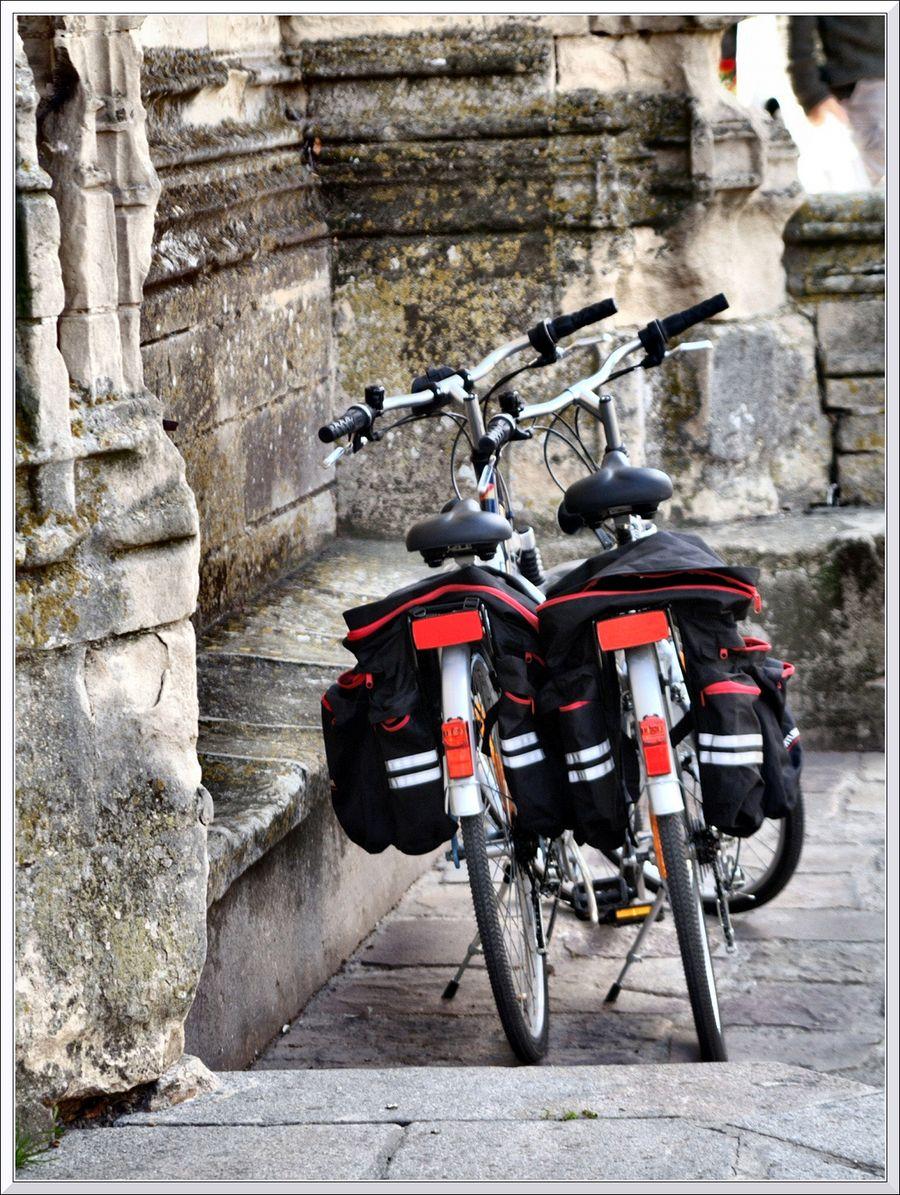 Histoire de bicyclettes blg