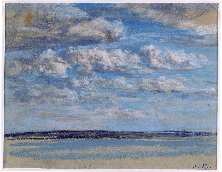 Tableau Eugène Boudin