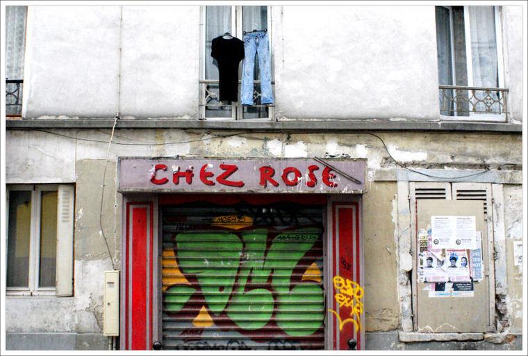 Chezrose